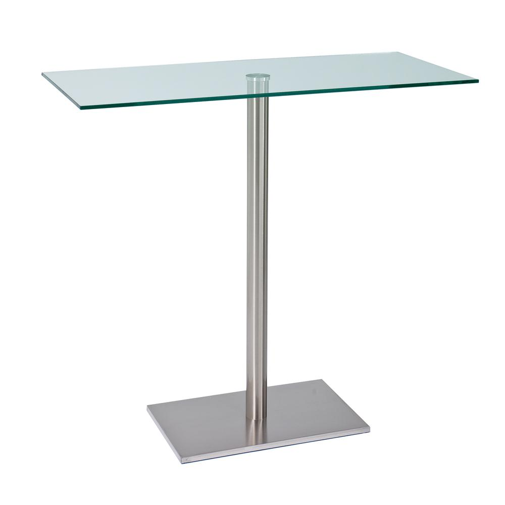 Sicily II bar table clear