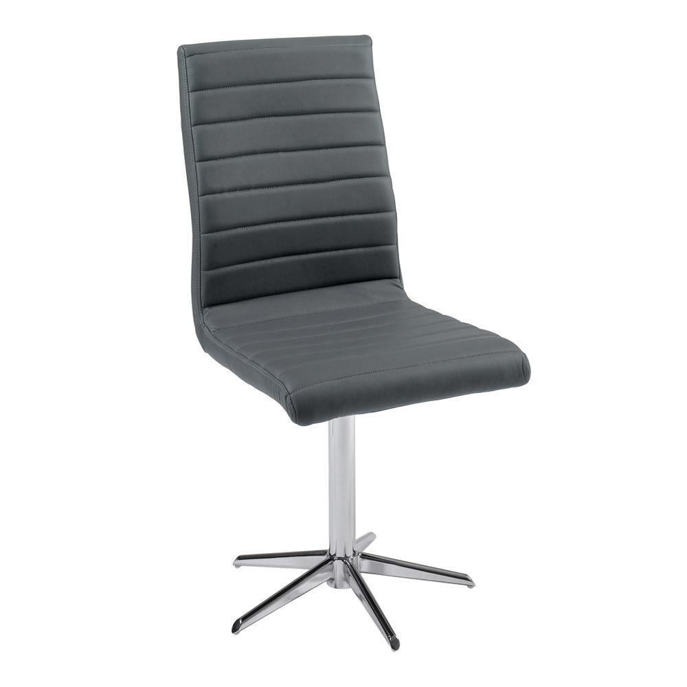 Versa dining chair grey