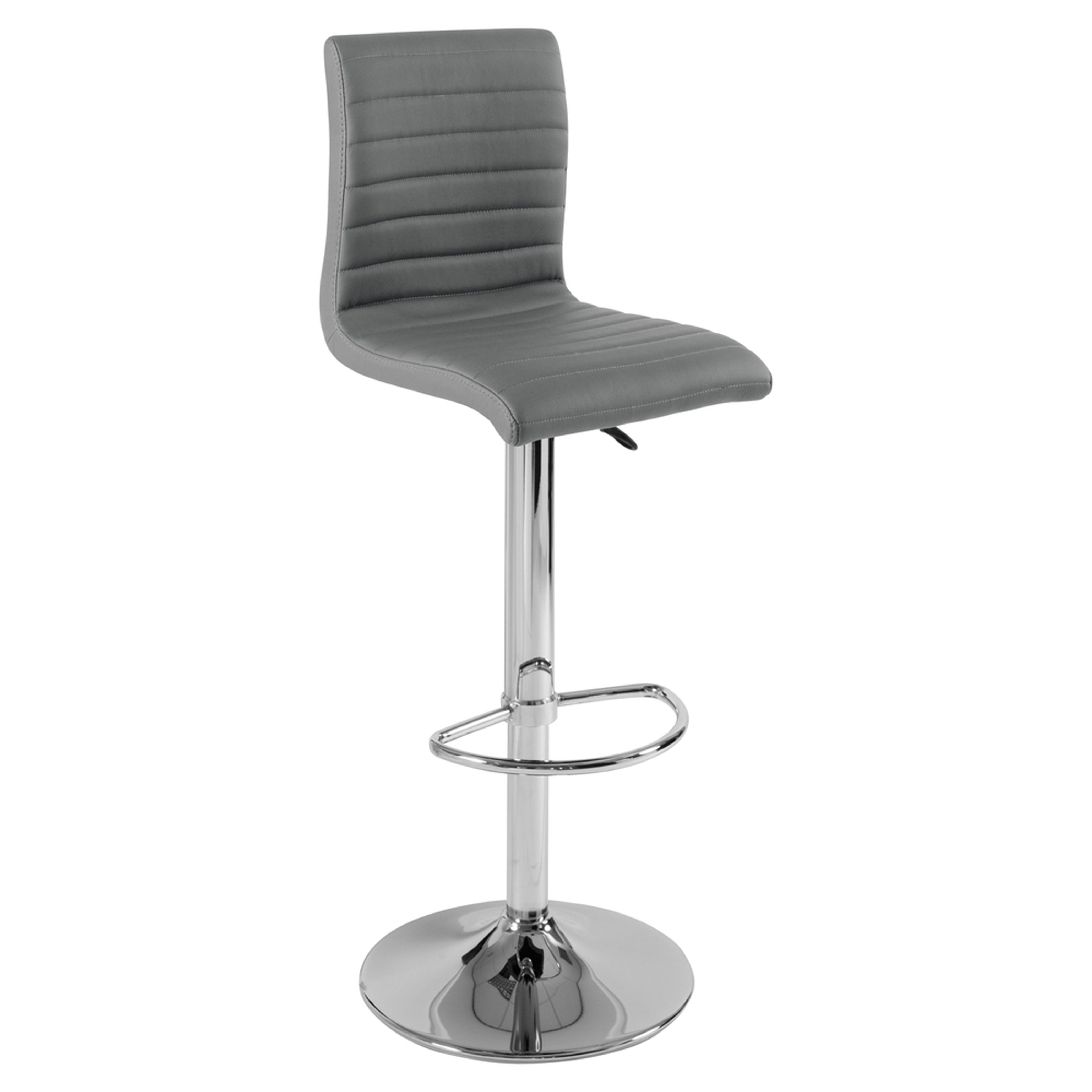 Versa bar stool grey
