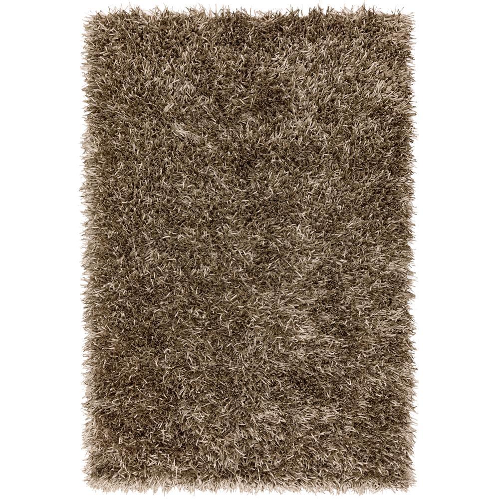 Spike rug large gunmetal