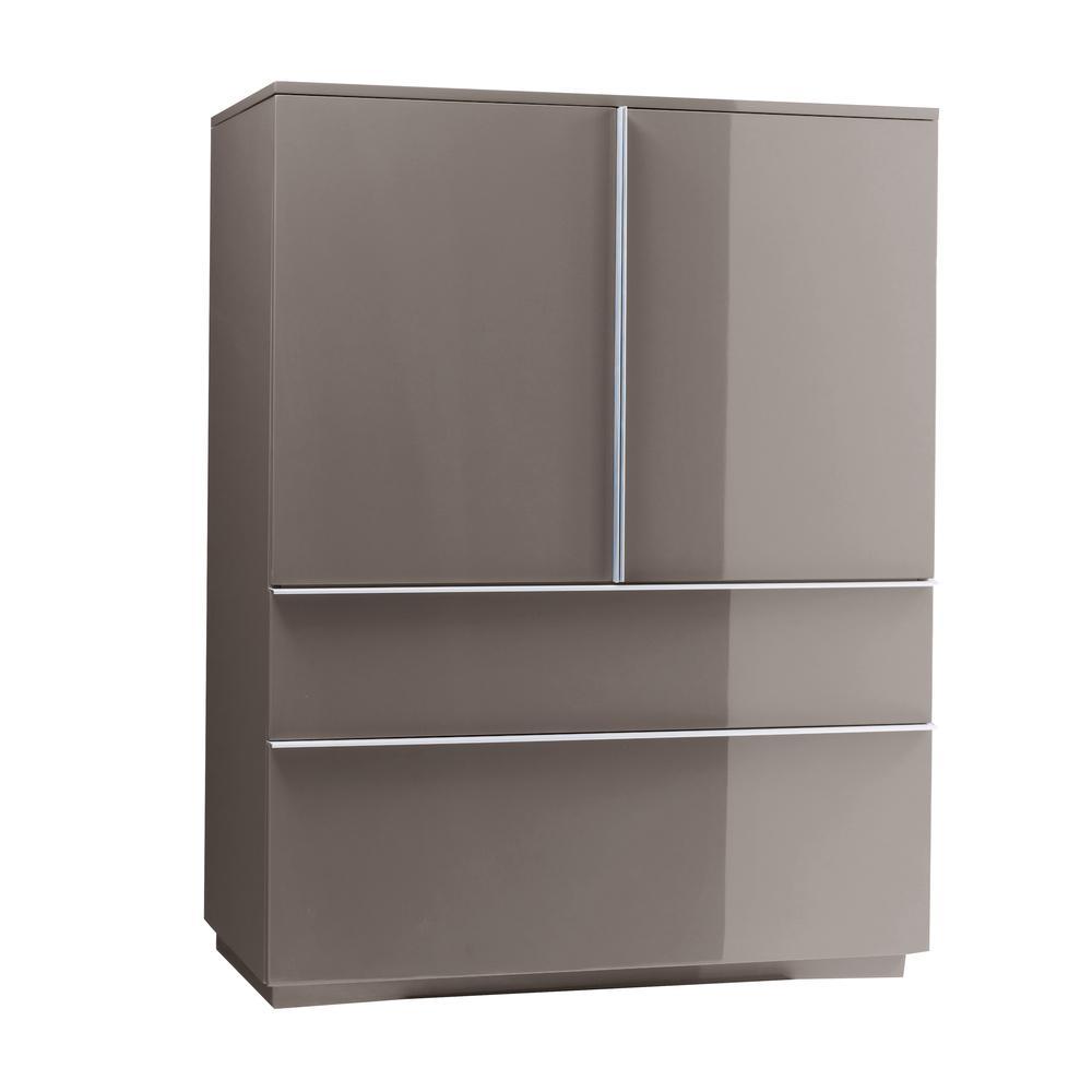 Onum storage cupboard stone