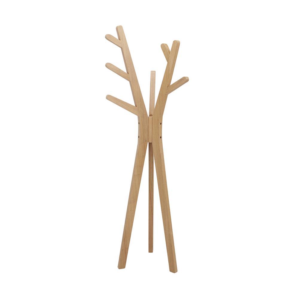 Tree coat stand oak