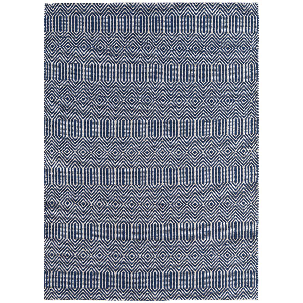 Pippa rug medium blue