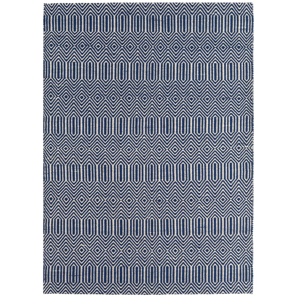 Pippa rug large blue
