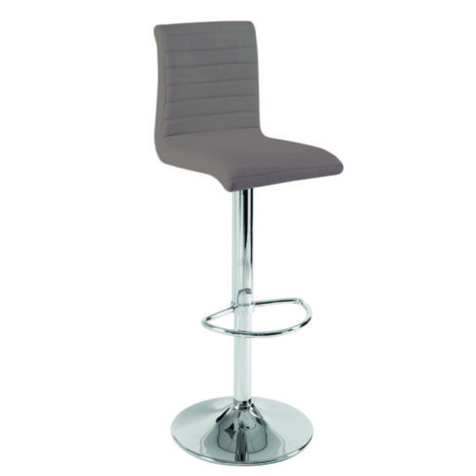 Versa bar stool stone