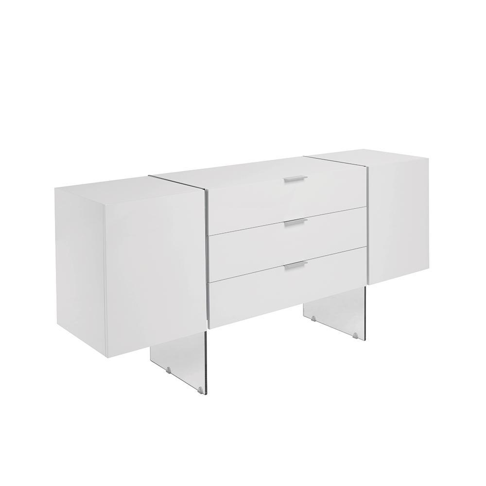 Sturado sideboard white