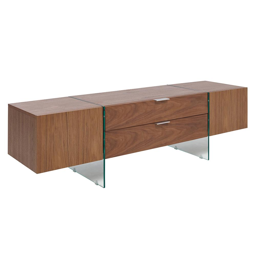 Sturado TV unit walnut