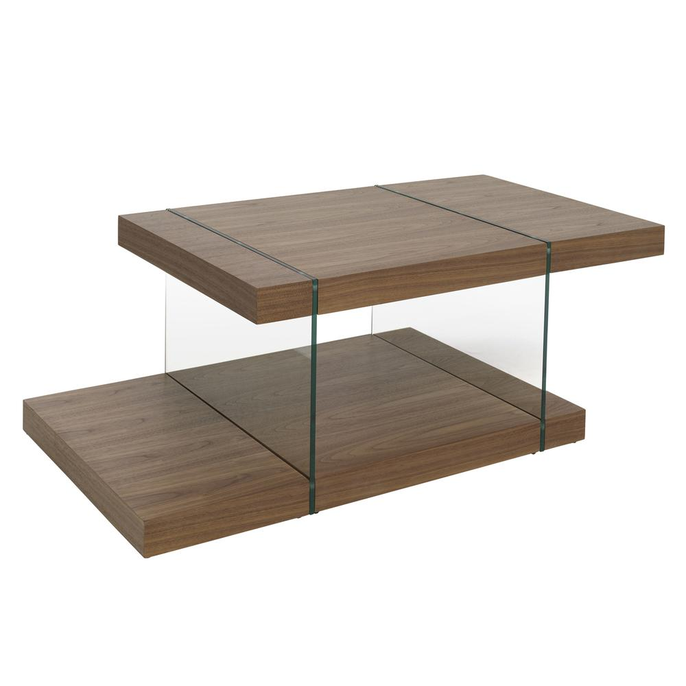 Sturado coffee table walnut