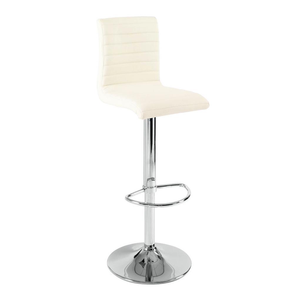Versa bar stool white