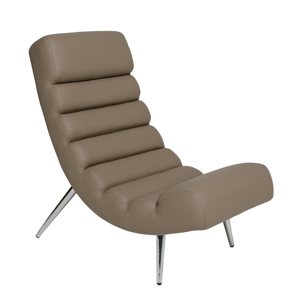 Bruco lounger stone