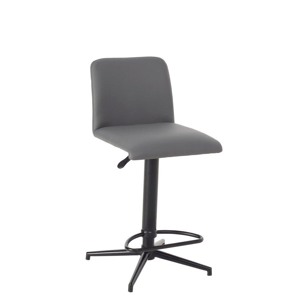 Barco bar stool grey