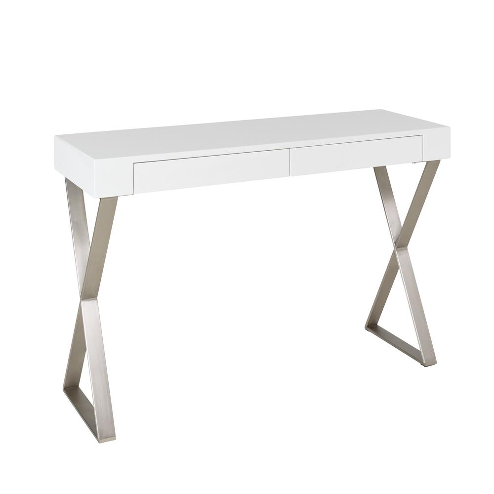 Attra console table white