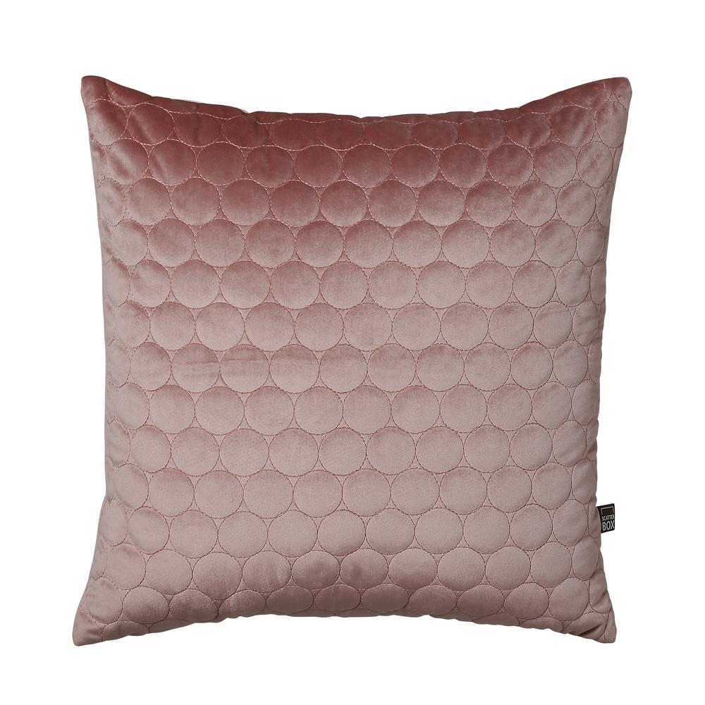 Rosalie cushion blush pink