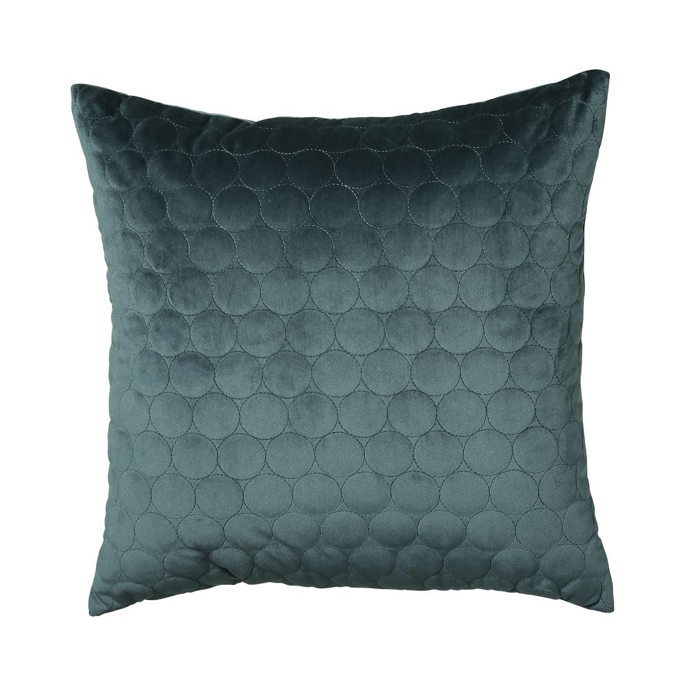 Rosalie cushion teal