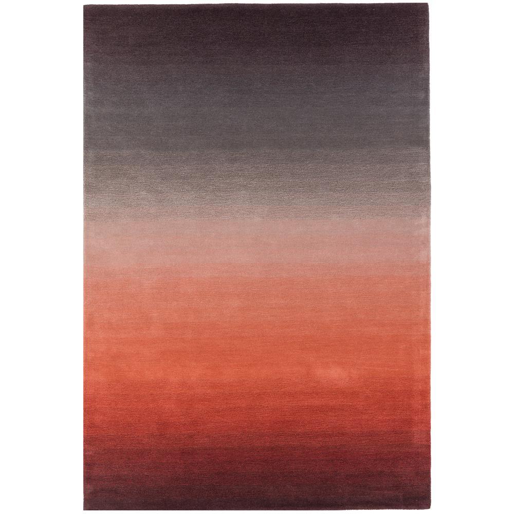 Dixie small rug orange
