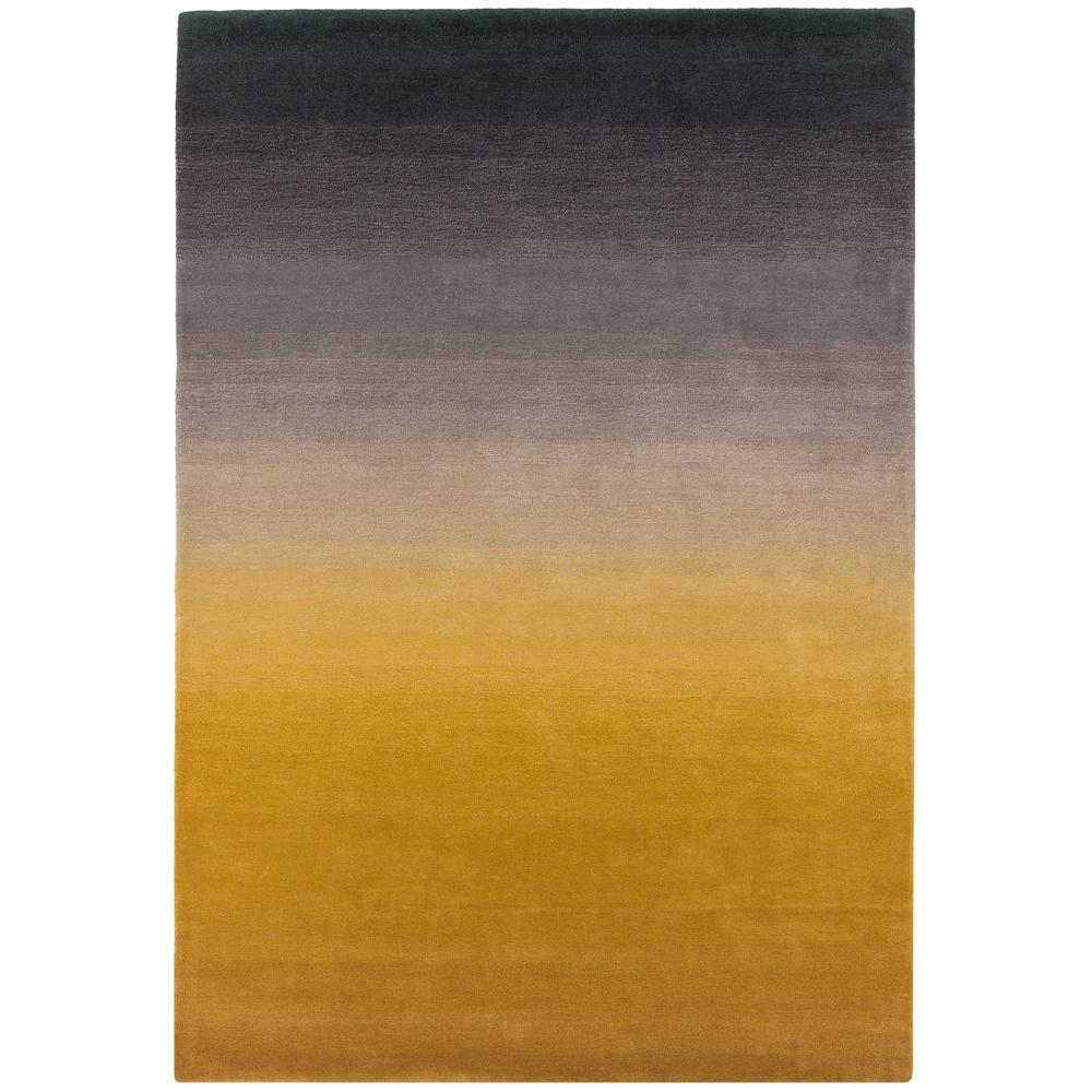 Dixie small rug mustard