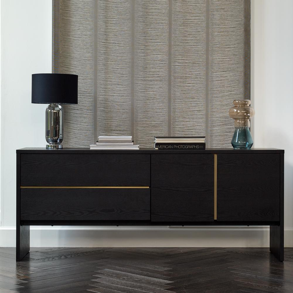 Fictil sideboard dark wood
