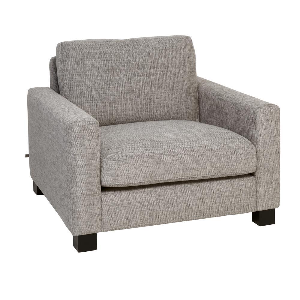 Monaco armchair callida grey