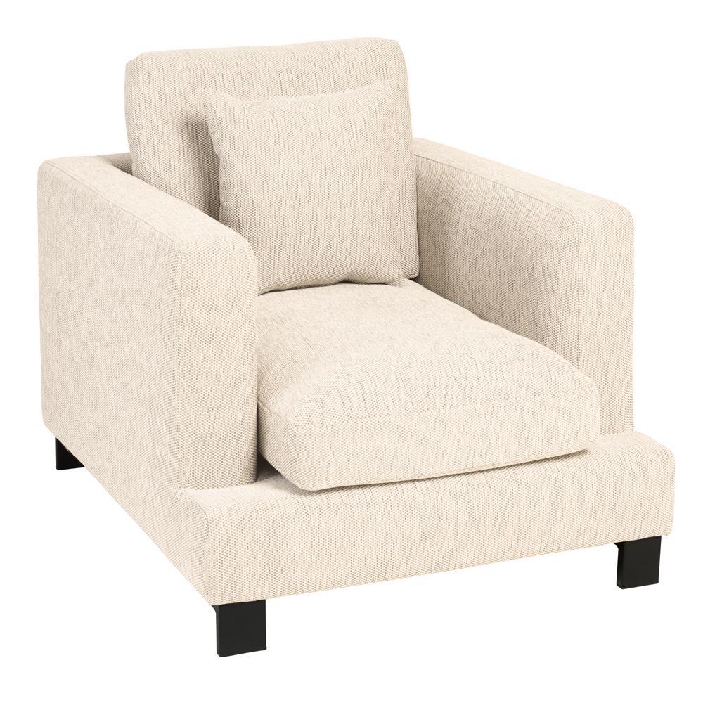 Lugano II armchair callida ivory