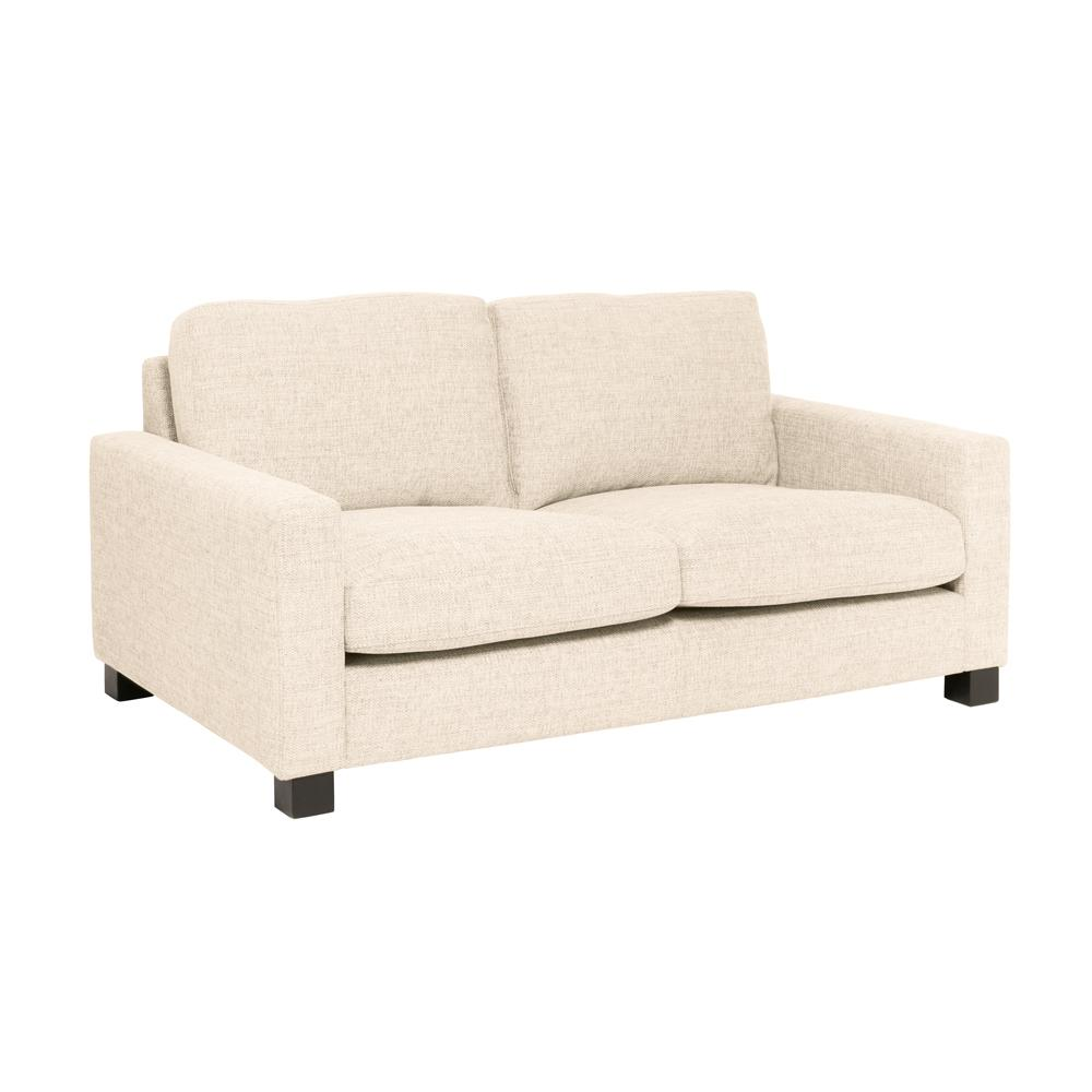 Monaco two seater sofa callida ivory