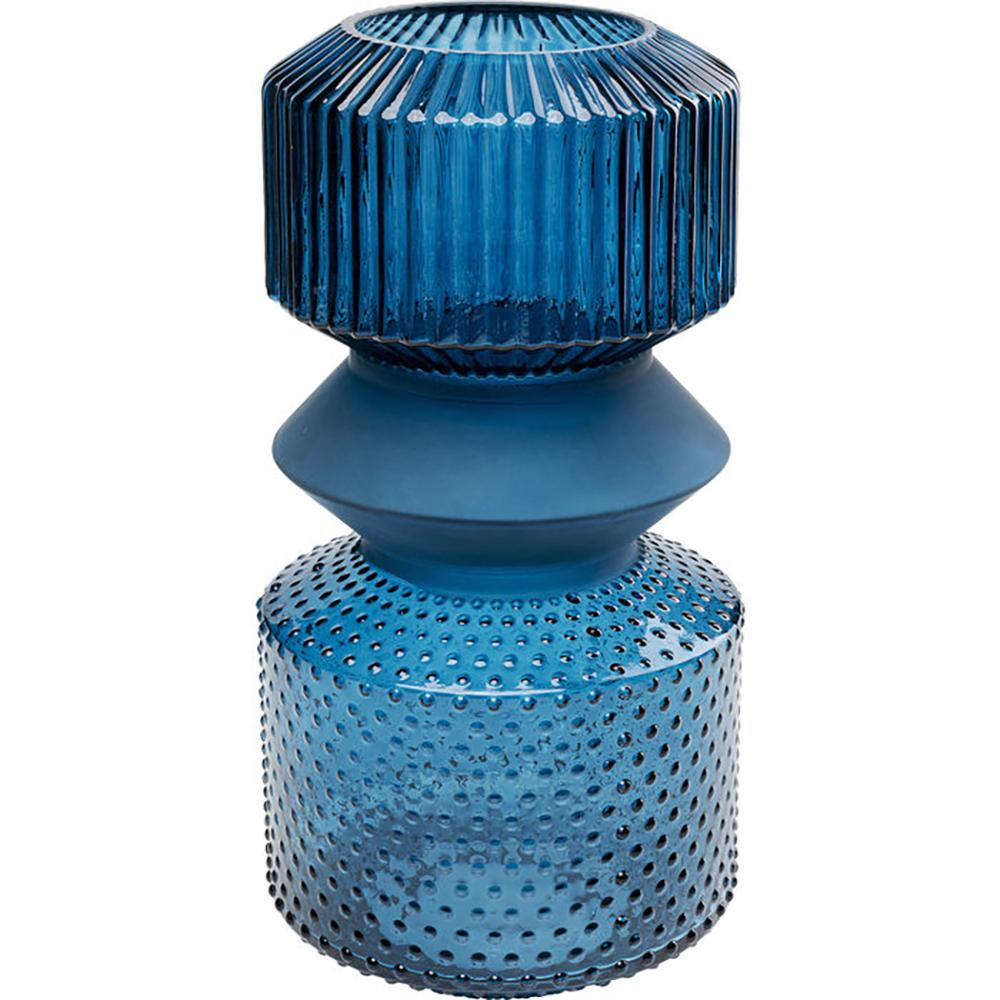 Struire medium vase blue