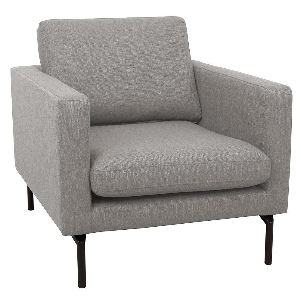 Modena armchair modena grey