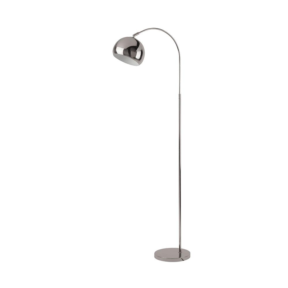 Mondo floor lamp chrome