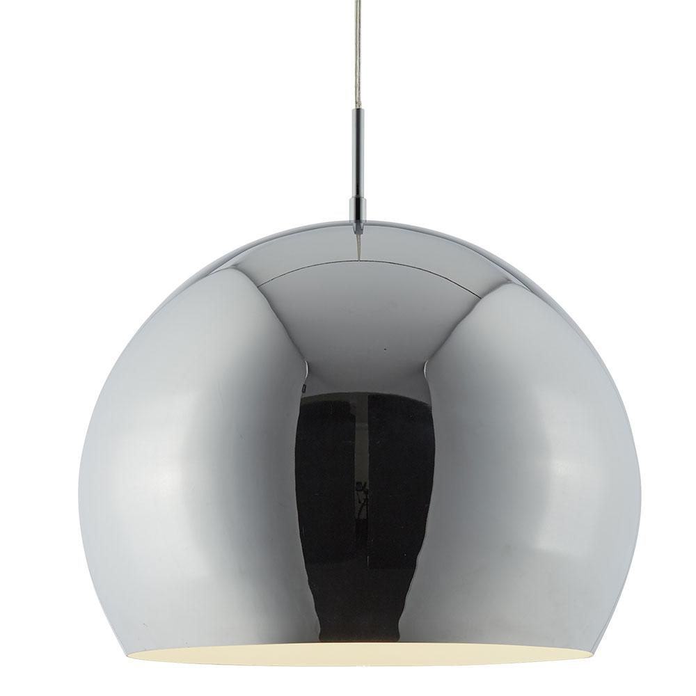 Mondo ceiling light chrome
