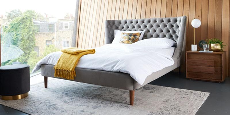 Velvet beds