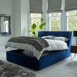 Storage & ottoman beds