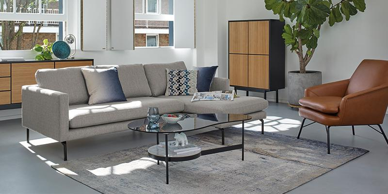 Living Room Furniture Modern Stylish, Contemporary Living Room Sets