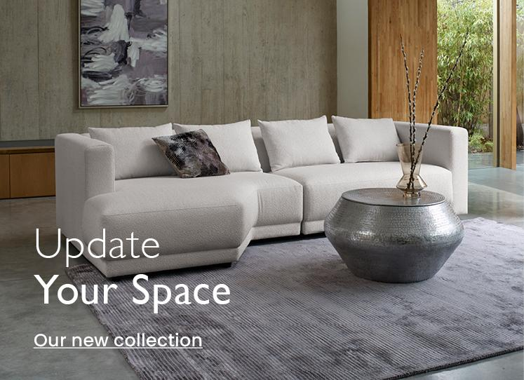 Update Your Space - Our new collection