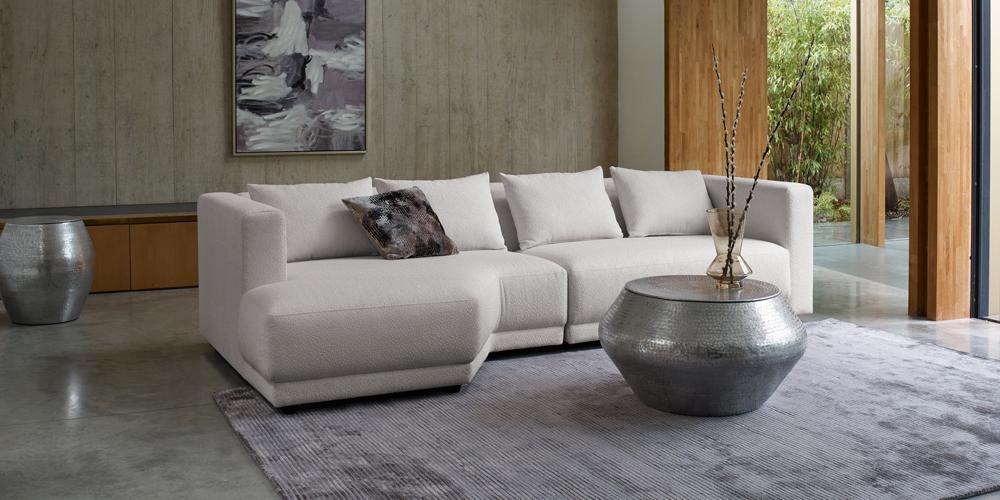 Trevi corner chaise sofa